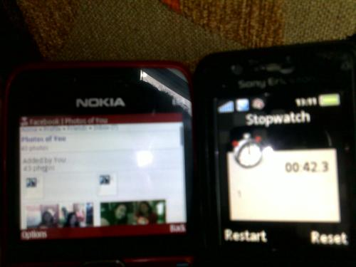 Facebook Photos of You page (42.3 sec with Smart gprs)